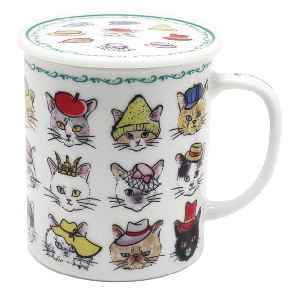 画像1: 帽子猫